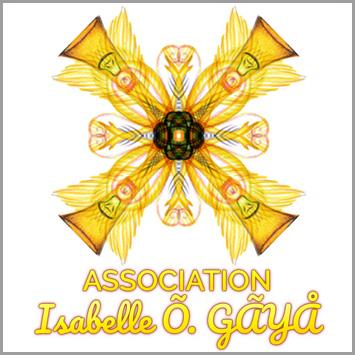 Isabelle Õ. GÃYA Logo